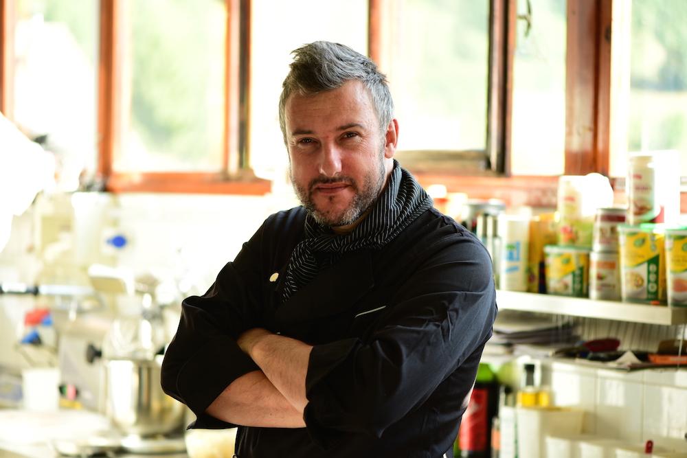 Hotel Ginepro Chef Bernardo