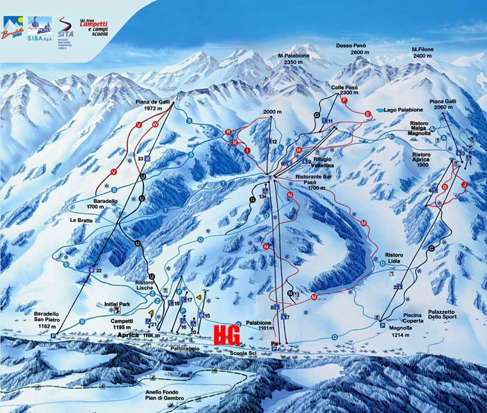 ski-area aprica