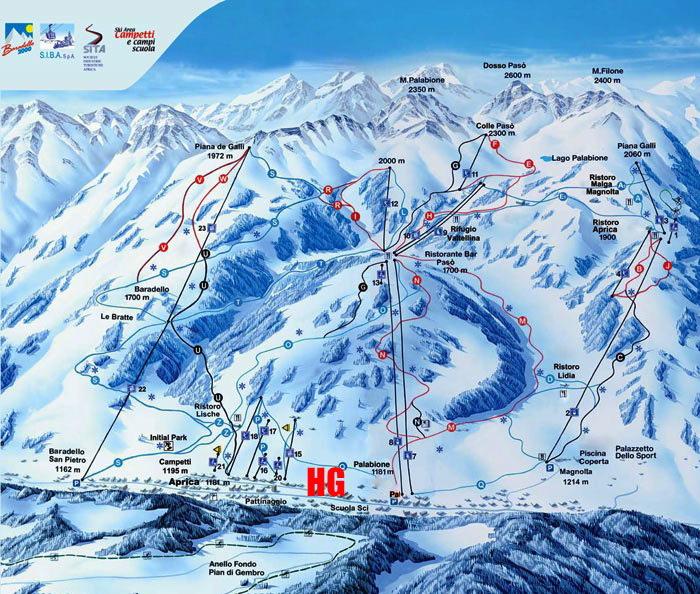 ski-area aprica